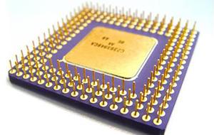 CPU针体整列插入
