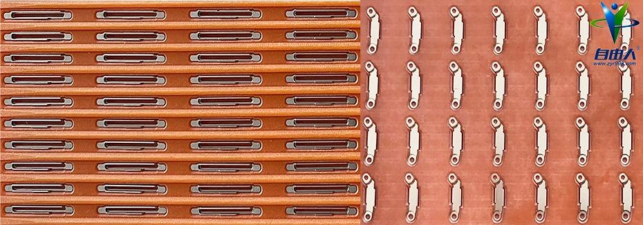 平一薄片针形、月牙形治具板