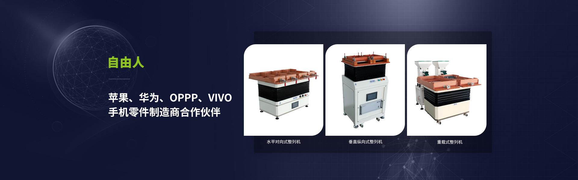 自由人,苹果、华为、OPPO、VIVO手机零件制造商合作伙伴