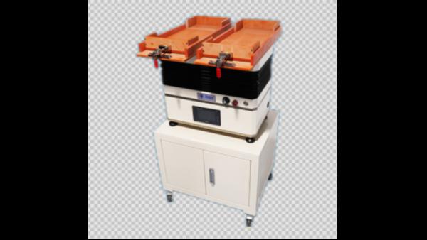 连接器封装作业用这台零件整列机